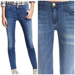 CURRENT/ELLIOTT Stilletto Skinny Jeans in Sunfade
